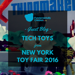 Tech Toys from The New York Toy Fair 2016