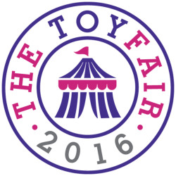 Official London Toy Fair 2016 Logo