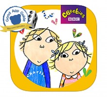 charlie and lola i've won app review by good app guide