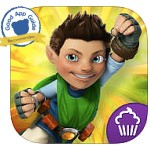 Tree Fu tom squiggle quest reviewed by Good app guide
