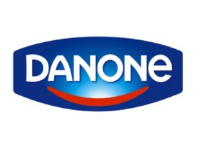 Danone Logo - Case Study Client of Fundamentally Children
